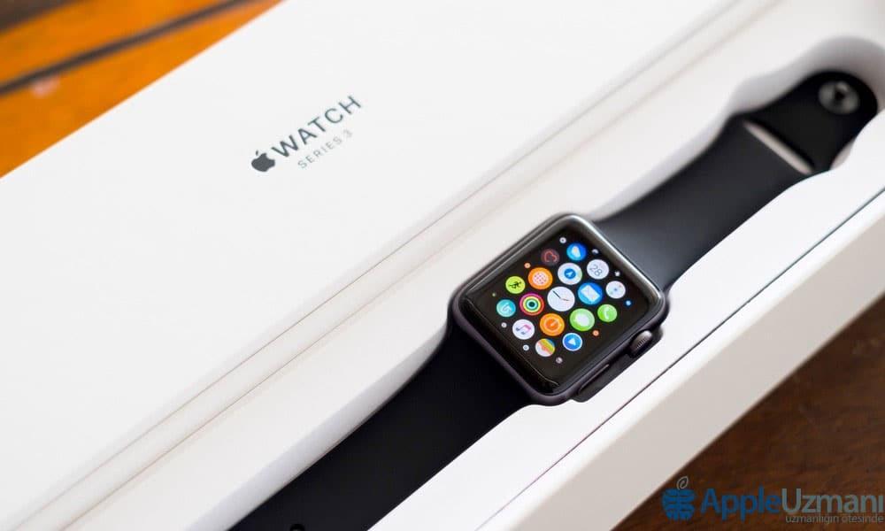 Apple Watch Hesap Makinesi
