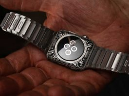 Apple Watch 5 Titanyum