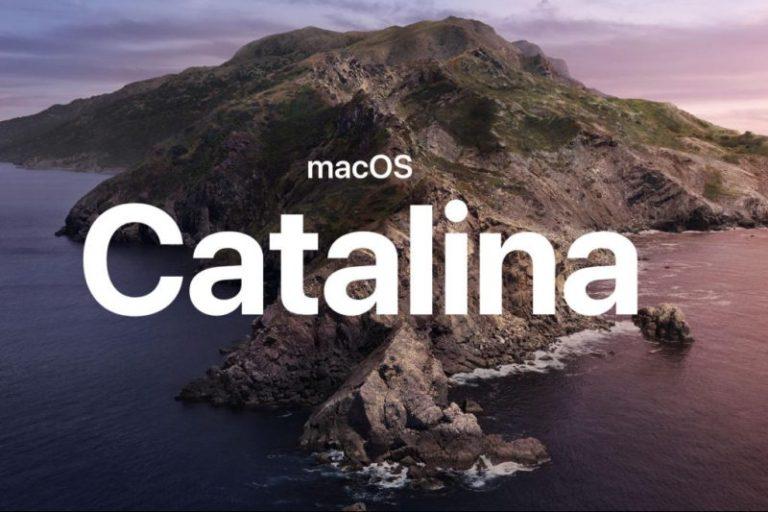 macOS Catalina Sorunlarıyla Beraber Geldi