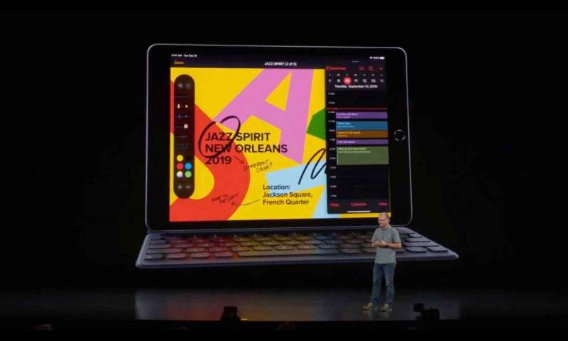 7.nesil iPad