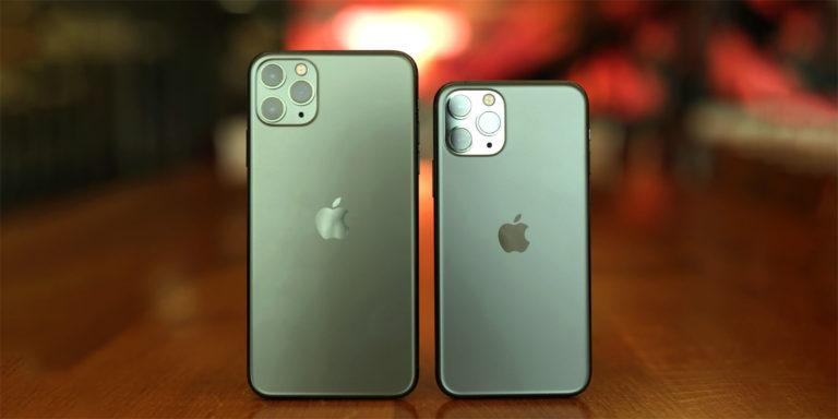 iPhone 11 Pro Max Ön Kamera Puanları Açıklandı