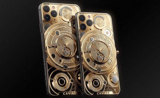 Caviar iPhone 11 Solarius