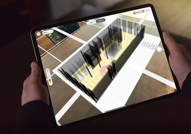 3D Sensörlü iPad Pro Geliyor