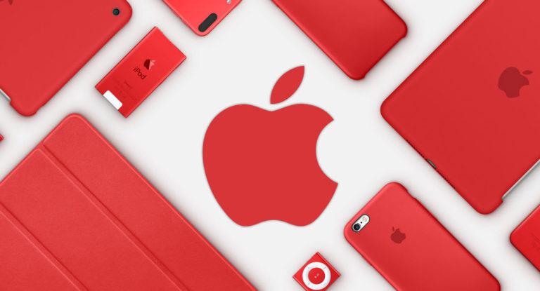 Apple RED Ürünlerini Yeniledi – Tüm Ürünler