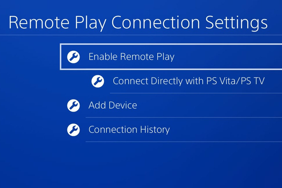 iOS ile PS4 Remote Play
