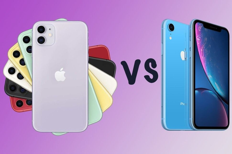 iPhone XR-iPhone 11