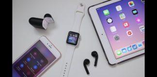 iPhone, iPad ve Apple Watch adlandırma