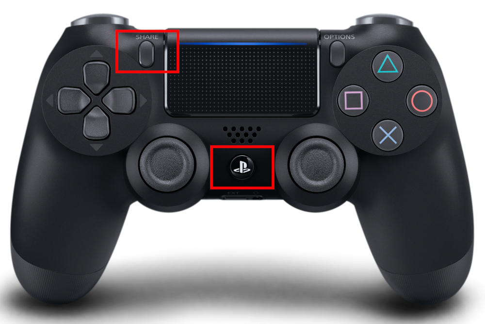 iPhone ile Dualshock 4