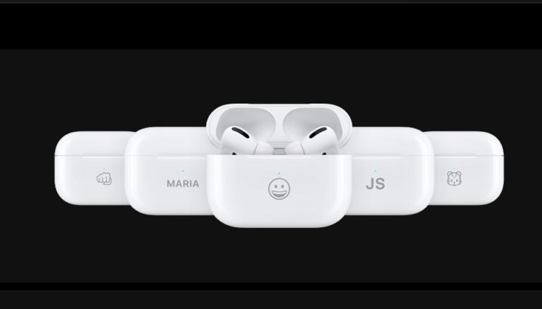 AirPods Pro için Emoji Özelleştirmesi Geliyor