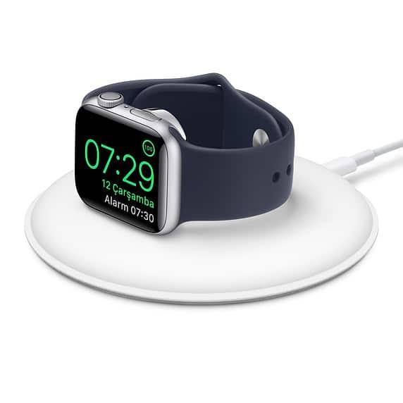 Apple Watch Manyetik Şarj Dock'u