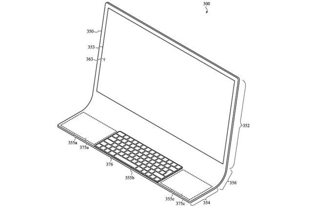 Kavisli iMac
