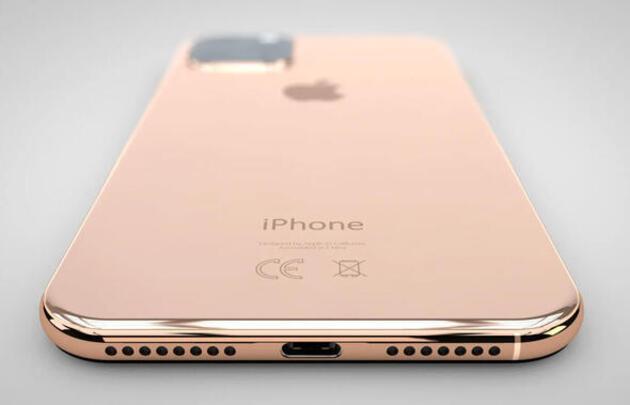 Sarmal Ekranlı iPhone 12 Tasarımı