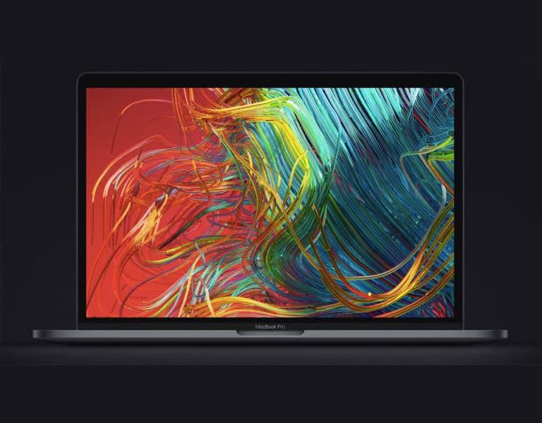 2020 MacBook Pro Performans Testlerinde Görüntülendi