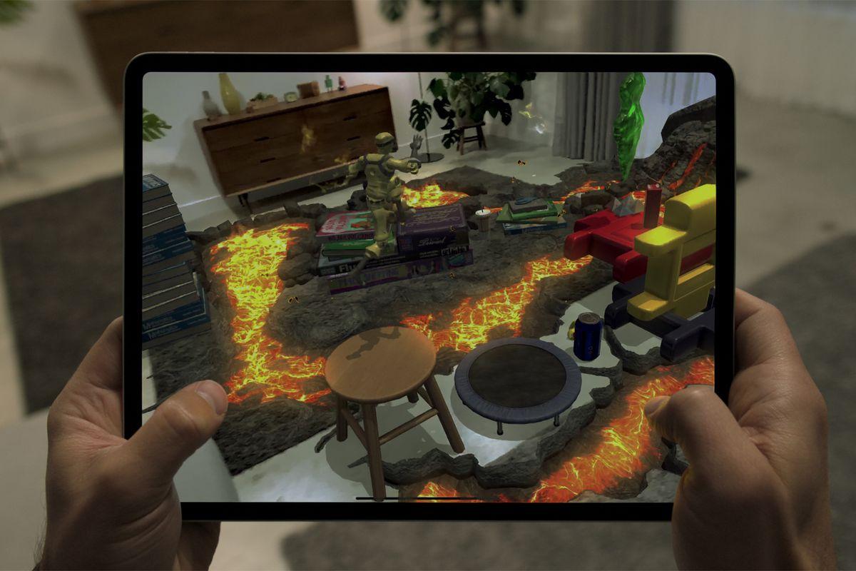iPad Pro LiDAR