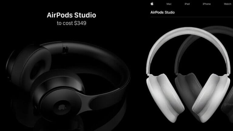 AirPods Studio