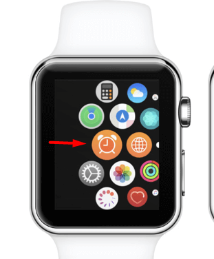 Apple Watch Alarm Kurma