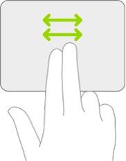 Magic Keyboard Trackpad Kısayol