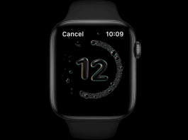 Apple Watch el yıkama