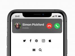 iOS 14'te Tam Ekran cagri Gösterimi