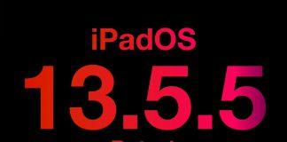iPadOS 13.5.5