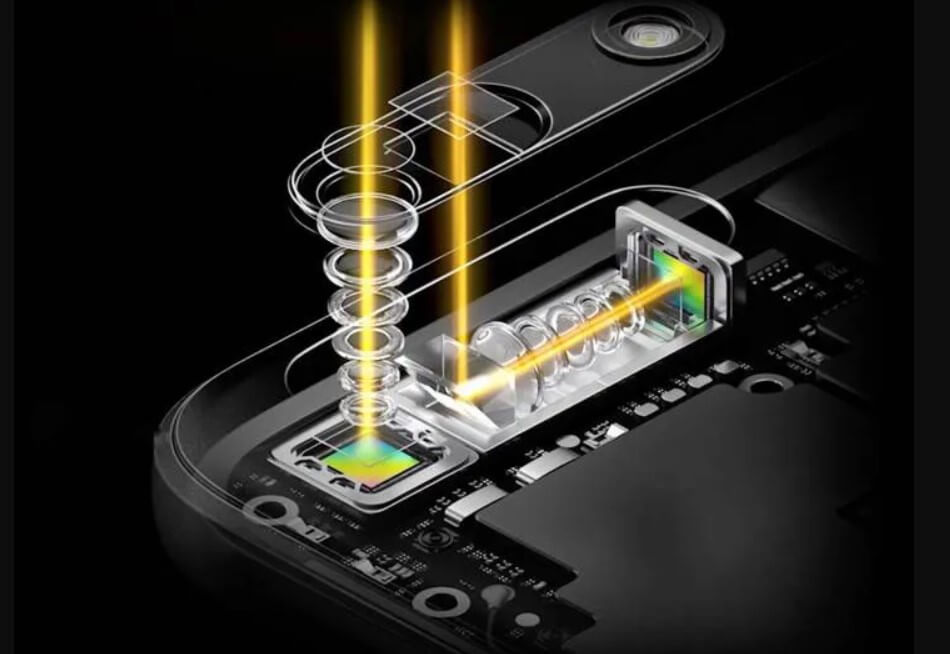 Apple Periskop Kamera