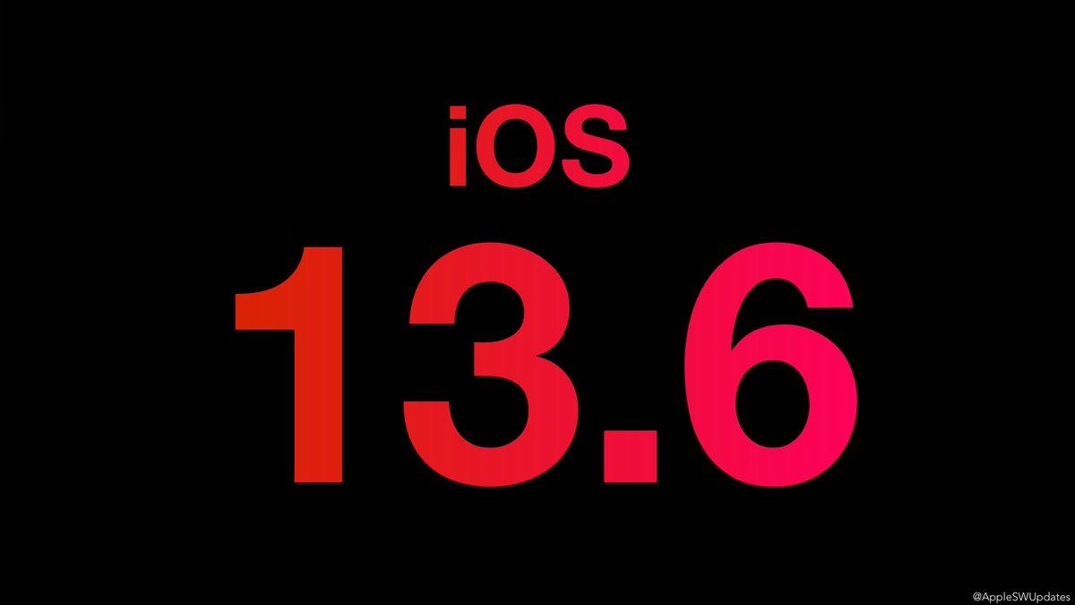iOS 13.6 Batarya Testi