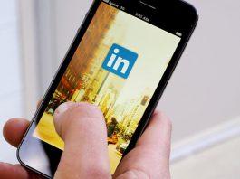 iOS 14 LinkedIn