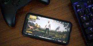 iPhone'da PUBG oynarken ekran parlaklığı düşüyor