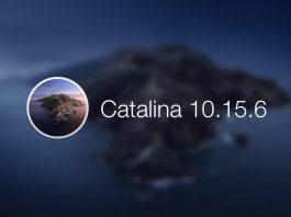 macOS Catalina 10.15.6 ile MacBook USB