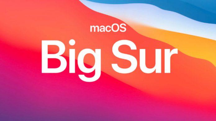 macOS Big Sur Public Beta