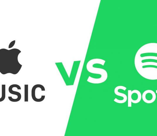 Spotify ile Apple Music