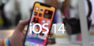 checkra1n 0.11.0 jailbreak