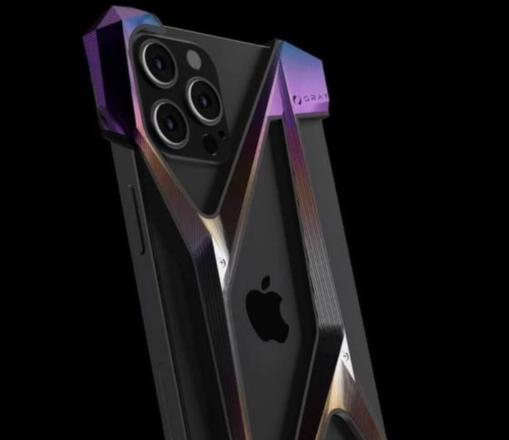 iPhone 12 GRAY kılıfları