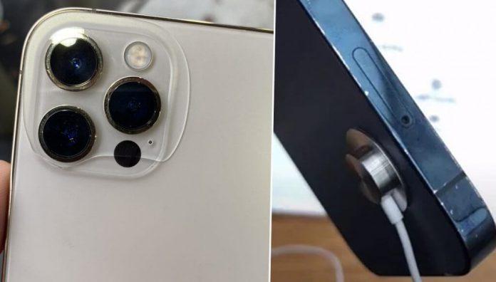 iPhone 12 boya soyulması sorunu
