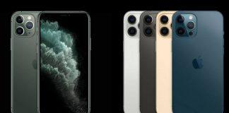 iPhone 12 Pro ile iPhone 11 Pro kamera karşılaştırması