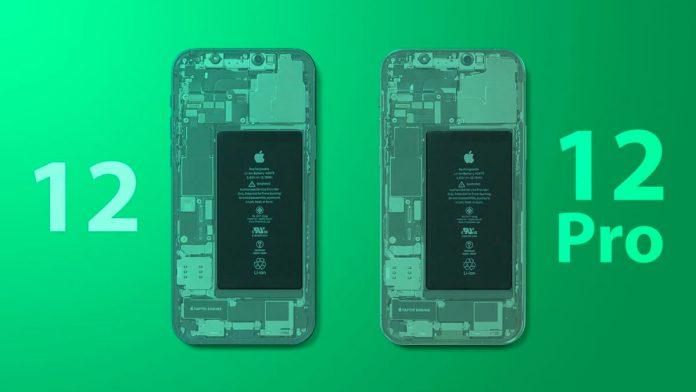 iPhone 12 pil testi
