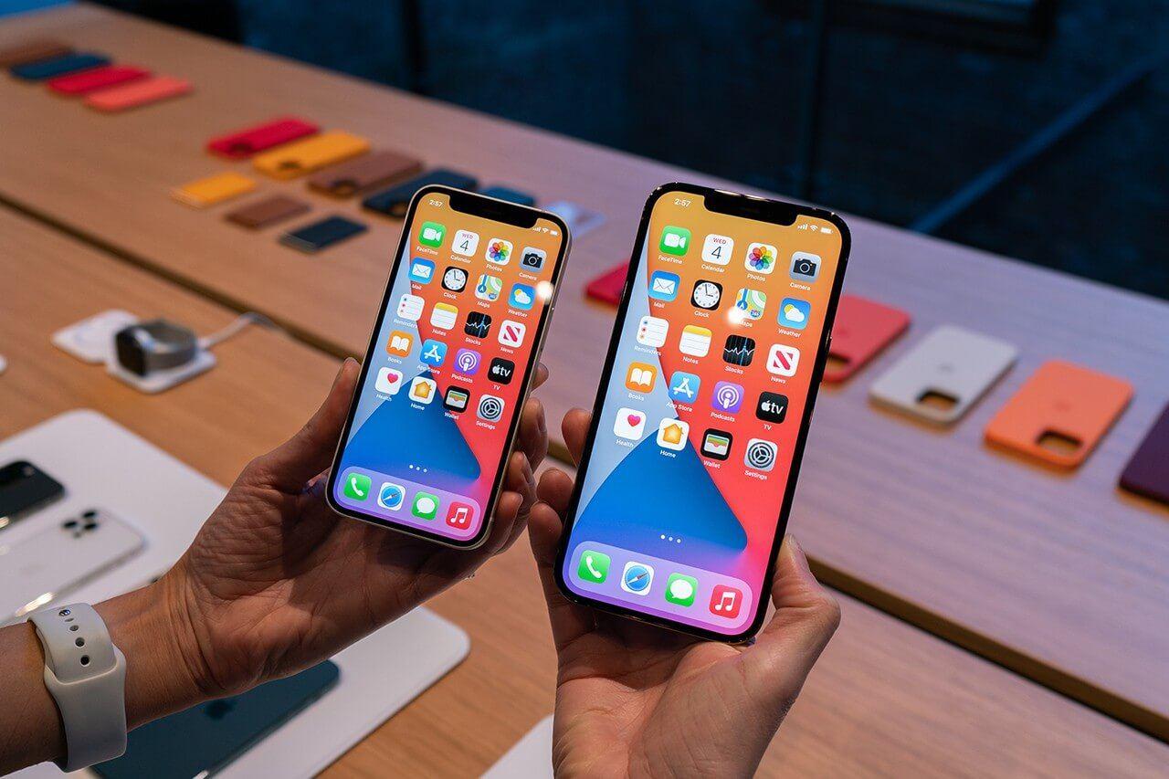 iPhone 12 ve iPhone 12 Pro ön siparişleri