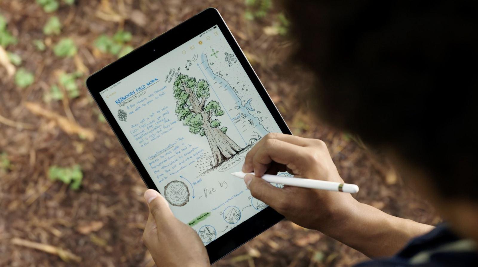 9.nesil iPad