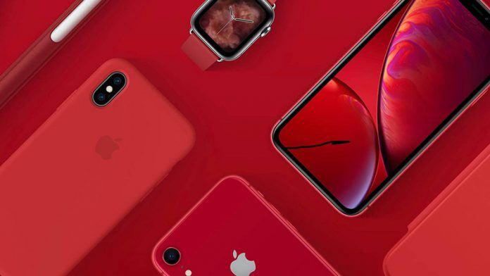 Apple, Product Red