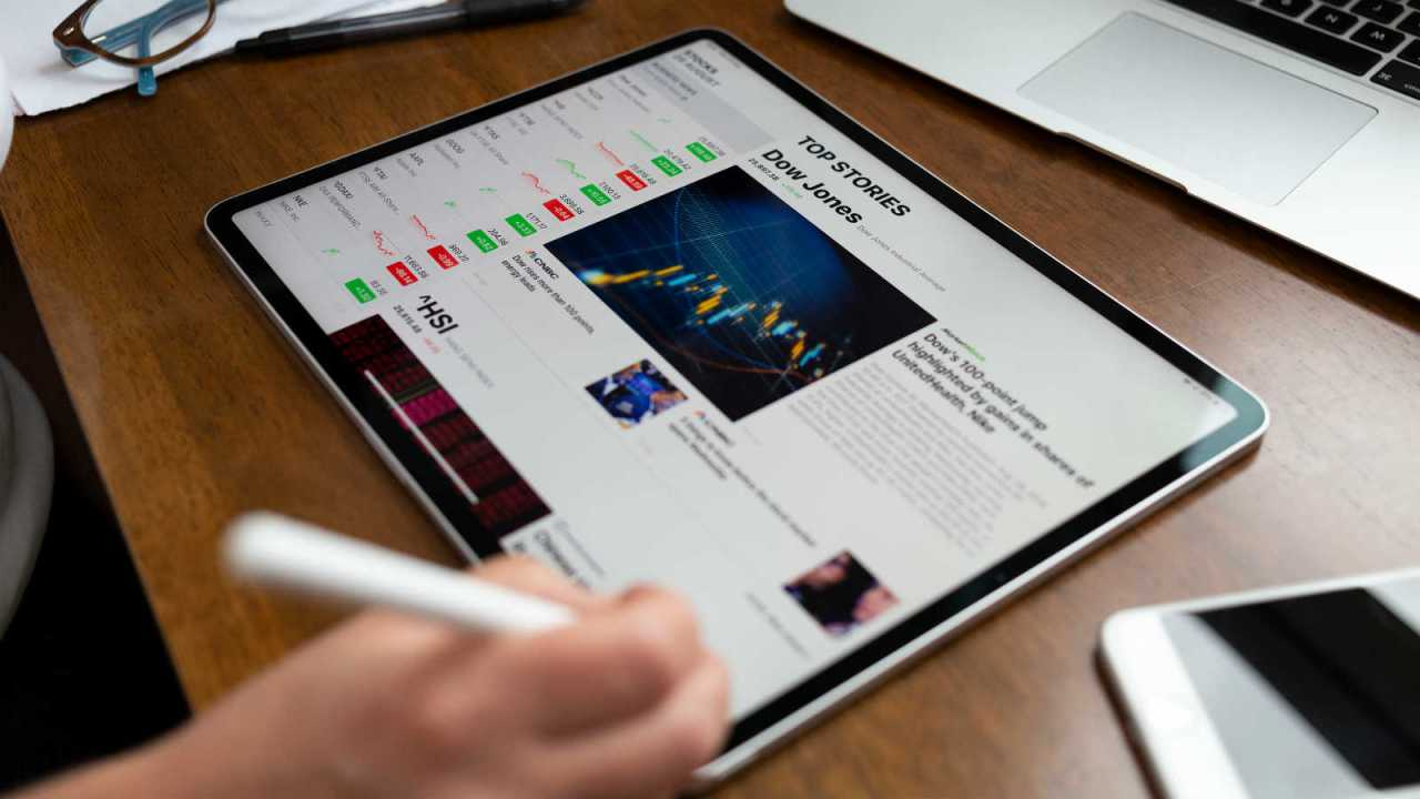 Mini LED ekranlı iPad Pro