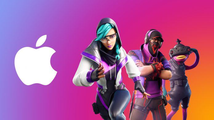 Epic Games ile Apple