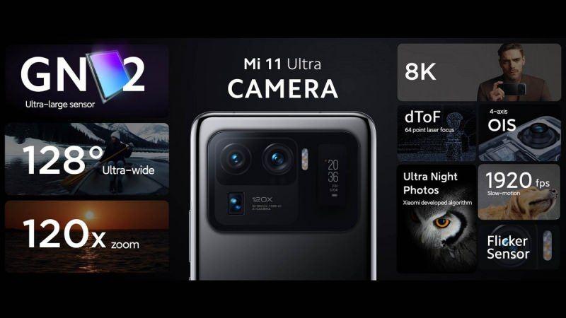 Xiaomi Mi 11 Ultrave iPhone 12 Pro Max kamera karşılaştırmasına