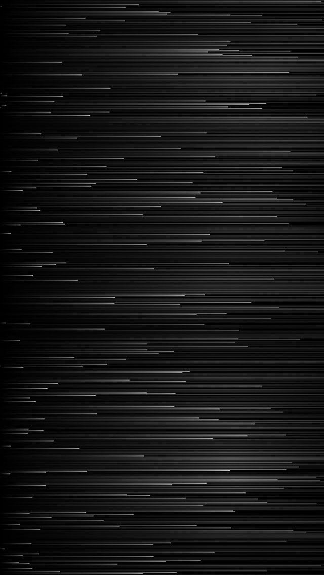 Abstract Black Graphite Lines iPhone 5 Wallpaper