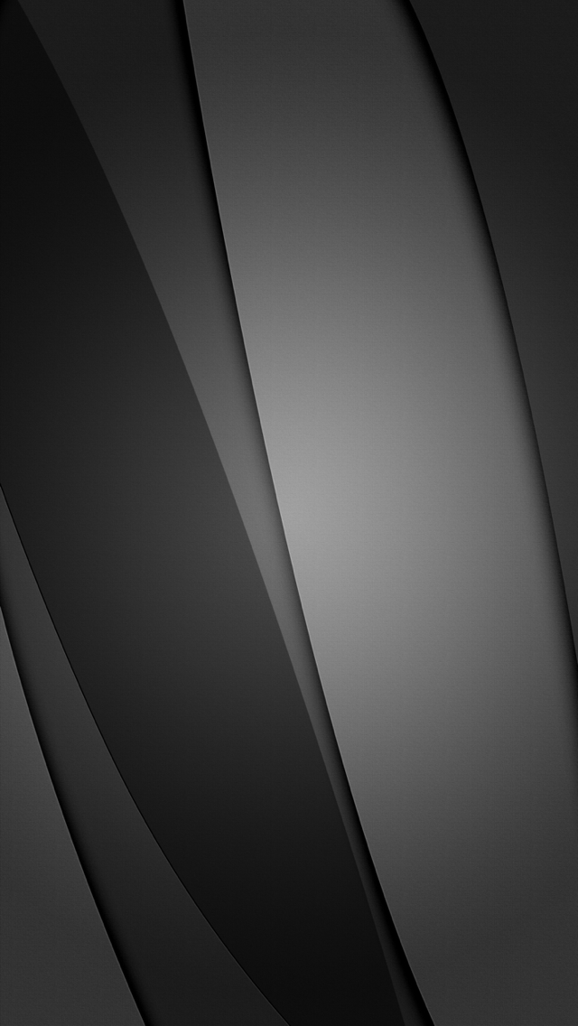 Abstract Dark Sheets iPhone 5 Wallpaper