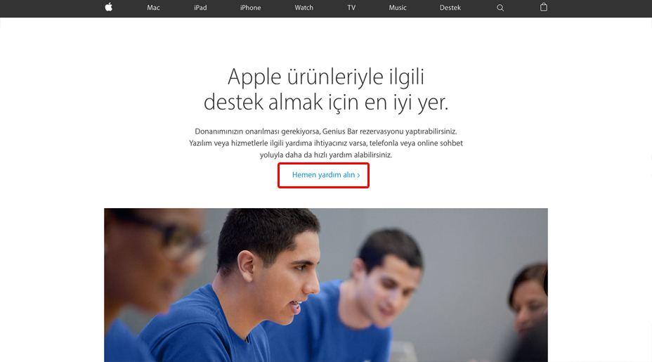 Apple Randevu Almak-1