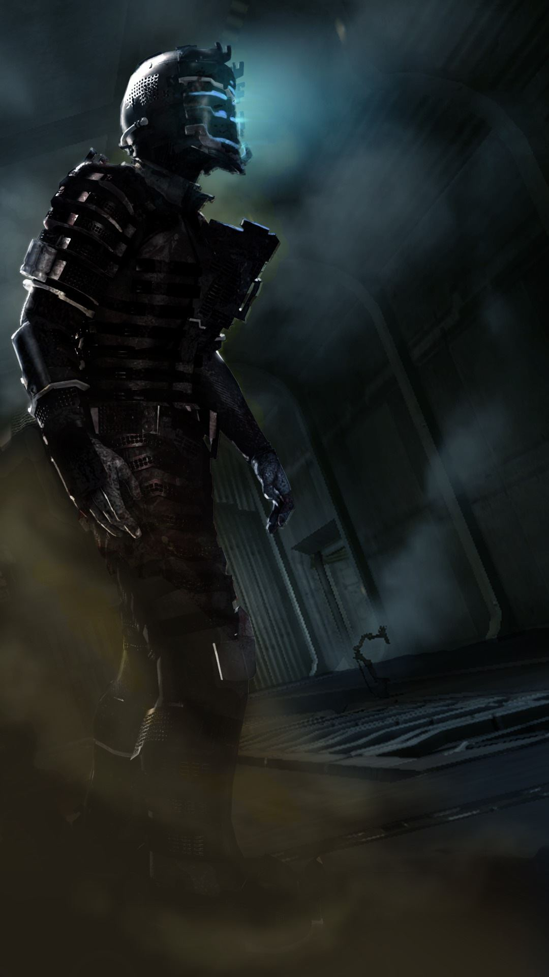 Dead Space 2 Character iPhone 6 Plus HD Wallpaper