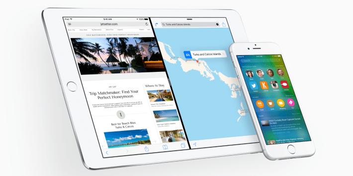 iOS 9 Beta 4 Yayımlandı