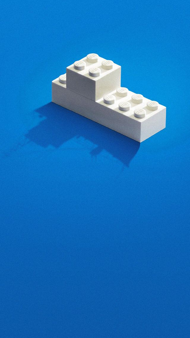Lego Dream Use Your Imagination iPhone 5 Wallpaper