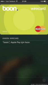 apple pay odeme8