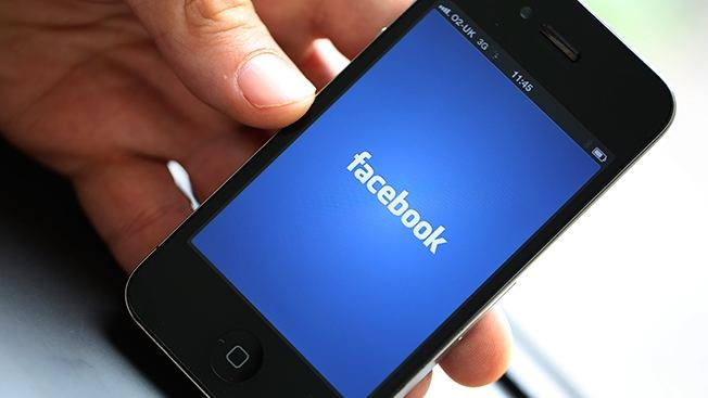 facebook iphone pil sorun